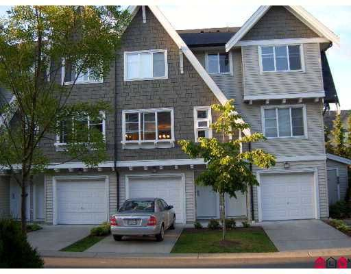 "Main Photo: 77 15871 85TH Avenue in Surrey: Fleetwood Tynehead Townhouse for sale in ""Huckleberry"" : MLS®# F2716364"