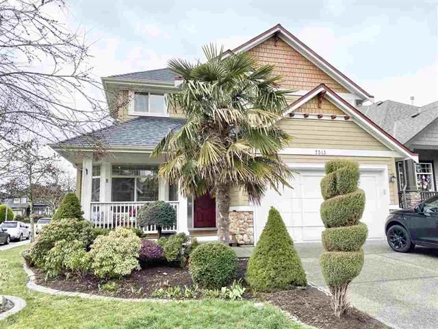 Main Photo: 7313 201B Street in Langley: Willoughby Heights House for sale : MLS®# R2558529