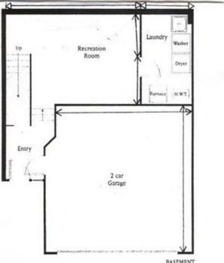 Photo 6: Show Home Condition 3 Level Townhome