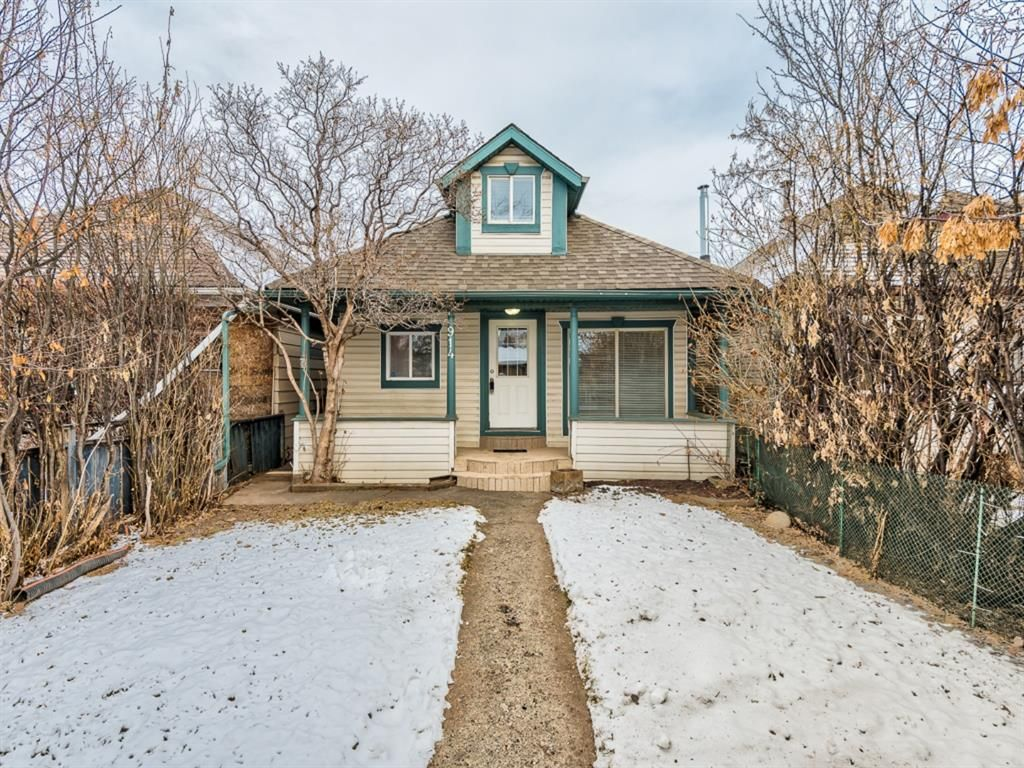 Main Photo: 914 18 Avenue SE in Calgary: Ramsay Detached for sale : MLS®# A1064978