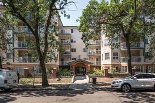 Photo 43: 412 9938 104 Street in Edmonton: Zone 12 Condo for sale : MLS®# E4255024