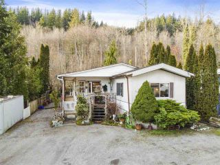 "Photo 1: 137 10221 WILSON Street in Mission: Stave Falls Manufactured Home for sale in ""Triple Creek Estates"" : MLS®# R2539100"