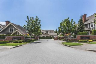 """Photo 1: 57 15500 ROSEMARY HEIGHTS Crescent in Surrey: Morgan Creek Townhouse for sale in """"Carrington"""" (South Surrey White Rock)  : MLS®# R2094723"""