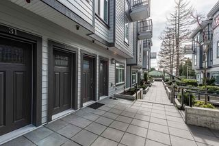 """Photo 1: 32 7247 140 Street in Surrey: East Newton Townhouse for sale in """"GREENWOOD TOWNHOMES"""" : MLS®# R2544191"""