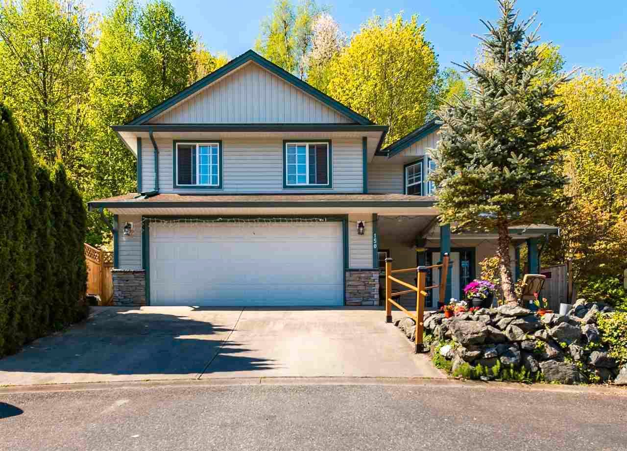 """Main Photo: 150 43995 CHILLIWACK MOUNTAIN Road in Chilliwack: Chilliwack Mountain House for sale in """"The Trails at Longthorne"""" : MLS®# R2575276"""