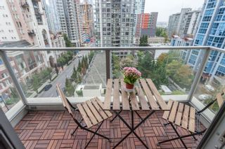 """Photo 10: 1007 1225 RICHARDS Street in Vancouver: Downtown VW Condo for sale in """"THE EDEN"""" (Vancouver West)  : MLS®# R2107560"""