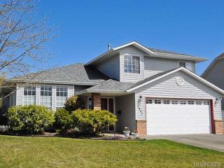 Photo 1: 1802 HAWK DRIVE in COURTENAY: Z2 Courtenay East House for sale (Zone 2 - Comox Valley)  : MLS®# 636978
