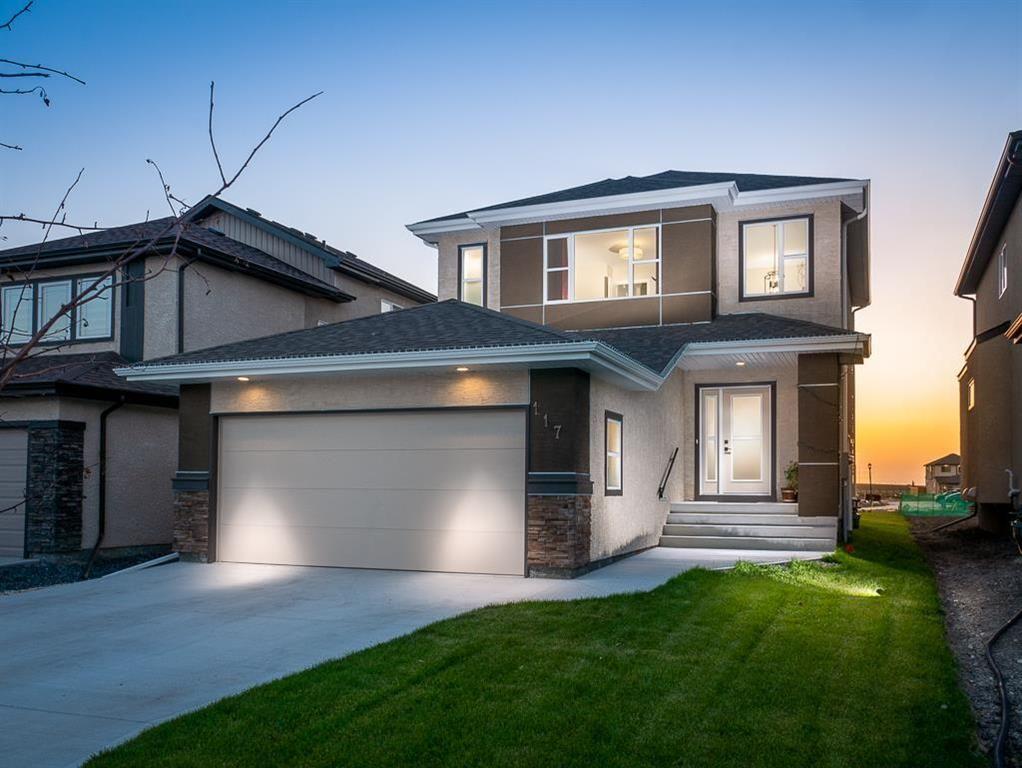 Main Photo: 117 Kestrel Way in Winnipeg: Charleswood Residential for sale (1H)  : MLS®# 202123907