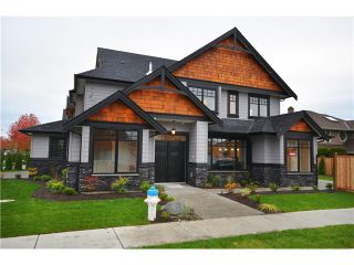 Photo 1: 6342 BRODIE RD in Ladner: Holly House for sale : MLS®# V980574