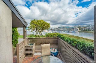 "Photo 2: 826 MILLBANK in Vancouver: False Creek Townhouse for sale in ""Heather Point"" (Vancouver West)  : MLS®# R2564481"