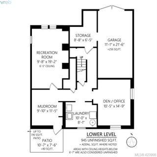 Photo 37: 2378 Rosario St in VICTORIA: OB South Oak Bay House for sale (Oak Bay)  : MLS®# 837081