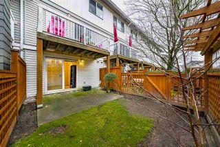 "Photo 31: 141 16177 83 Avenue in Surrey: Fleetwood Tynehead Townhouse for sale in ""VERANDA"" : MLS®# R2534199"