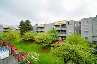 "Photo 17: 213 8460 ACKROYD Road in Richmond: Brighouse Condo for sale in ""Arboretum"" : MLS®# R2452293"