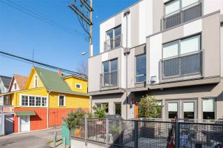 "Photo 18: 3189 ST. GEORGE Street in Vancouver: Mount Pleasant VE Townhouse for sale in ""SOMA Living"" (Vancouver East)  : MLS®# R2561450"