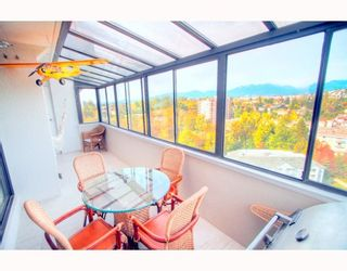 "Photo 8: 1802 2020 BELLWOOD Avenue in Burnaby: Brentwood Park Condo  in ""VANTAGE POINT TOWER 1"" (Burnaby North)  : MLS®# V796330"