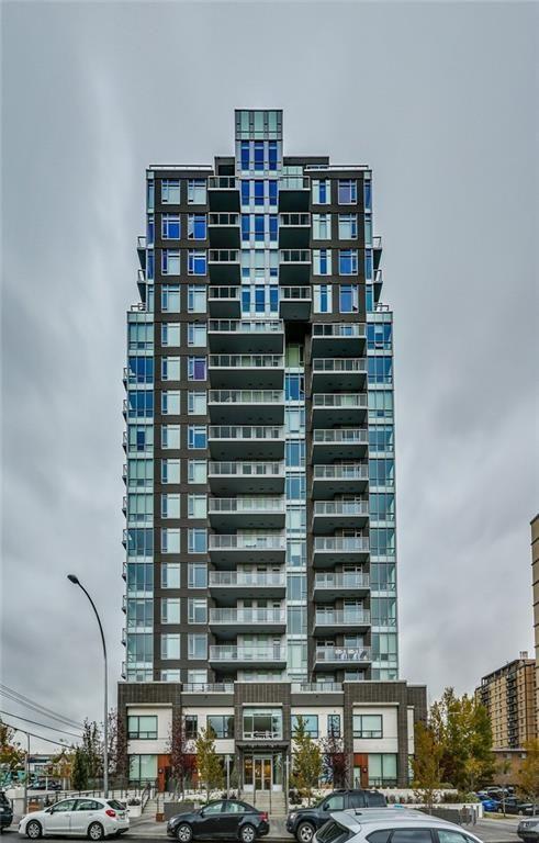 Main Photo: 1406 1501 6 Street SW in Calgary: Beltline Apartment for sale : MLS®# C4274300