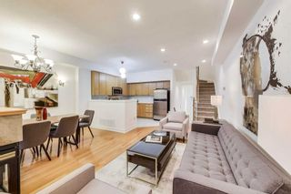 Photo 4: 4 61 W Nelson Street in Brampton: Downtown Brampton House (2-Storey) for sale : MLS®# W4963485