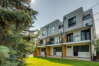 Photo 2: 206 1616 24 Avenue NW in Calgary: Capitol Hill Row/Townhouse for sale : MLS®# A1130011