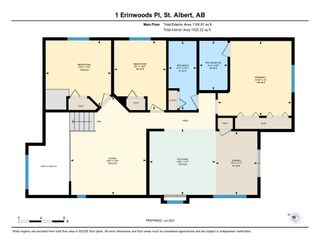 Photo 46: 1 ERINWOODS Place: St. Albert House for sale : MLS®# E4254213