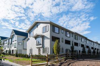 "Photo 1: 84 8168 136A Street in Surrey: Bear Creek Green Timbers Townhouse for sale in ""Kings Landing II by Dawson + Sawyer"" : MLS®# R2615335"