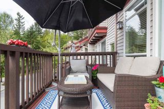 Photo 32: 40 15 FOREST PARK WAY in Port Moody: Heritage Woods PM Townhouse for sale : MLS®# R2488383