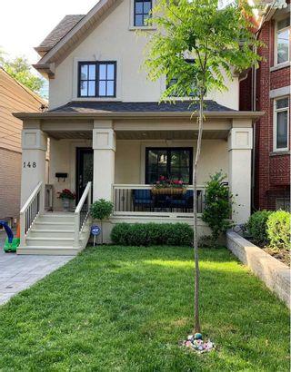 Photo 1: 148 E Hillsdale Avenue in Toronto: Mount Pleasant West House (2-Storey) for sale (Toronto C10)  : MLS®# C4960319