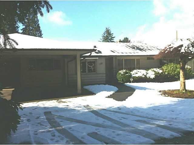 Main Photo: 1151 TATLOW AV in North Vancouver: Norgate House for sale : MLS®# V1049115
