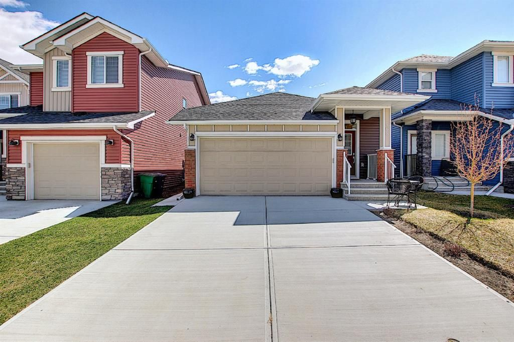 Main Photo: 468 Bayview Way SW: Airdrie Detached for sale : MLS®# A1104591
