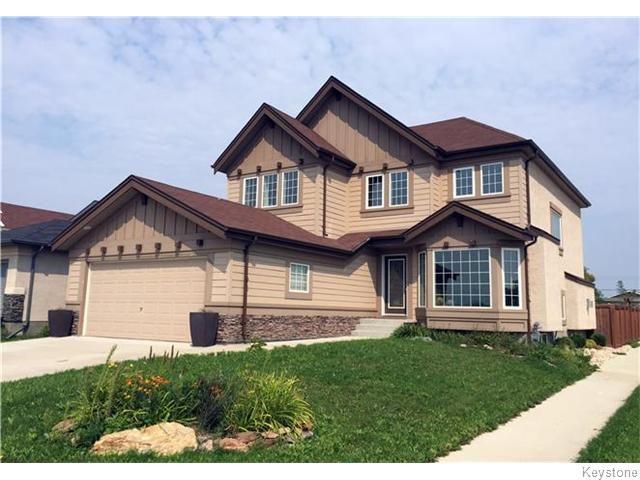 Main Photo: 777 Headmaster Row in WINNIPEG: North Kildonan Residential for sale (North East Winnipeg)  : MLS®# 1524649