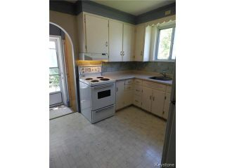 Photo 8: 1049 Manahan Avenue in WINNIPEG: Manitoba Other Residential for sale : MLS®# 1514525