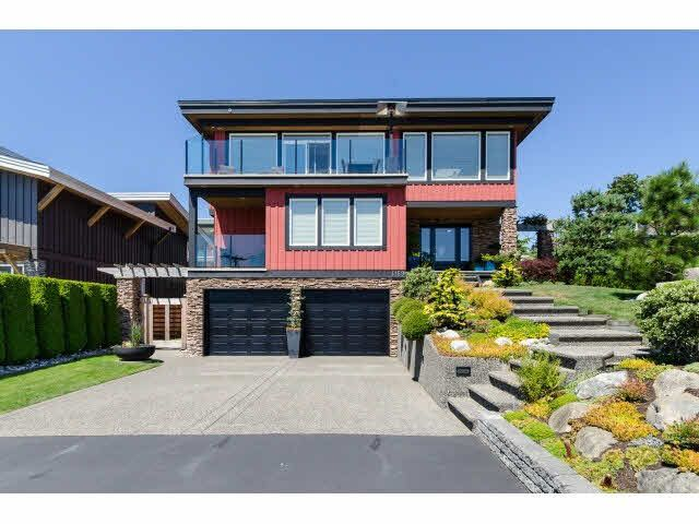 """Main Photo: 1159 BALSAM Street: White Rock House for sale in """"UPPER EAST BEACH"""" (South Surrey White Rock)  : MLS®# F1445609"""