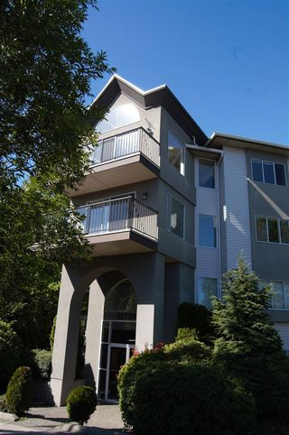 """Photo 1: 311 32725 GEORGE FERGUSON Way in Abbotsford: Abbotsford West Condo for sale in """"Uptown"""" : MLS®# R2182713"""