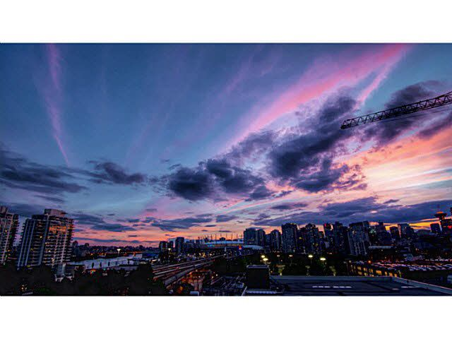 """Photo 10: Photos: 902 718 MAIN Street in Vancouver: Mount Pleasant VE Condo for sale in """"GINGER"""" (Vancouver East)  : MLS®# V1143243"""