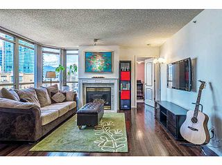 "Photo 16: 2106 867 HAMILTON Street in Vancouver: Downtown VW Condo for sale in ""JARDINE'S LOOKOUT"" (Vancouver West)  : MLS®# V1117977"