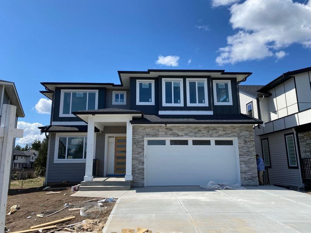"""Main Photo: 8365 BREAKEY Street in Mission: Mission BC House for sale in """"WEST HEIGHTS-WEST OF CEDAR"""" : MLS®# R2583454"""