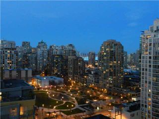 """Photo 9: 1806 1255 SEYMOUR Street in Vancouver: Downtown VW Condo for sale in """"ELAN"""" (Vancouver West)  : MLS®# V1056105"""