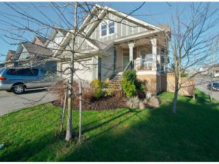 """Photo 1: 19629 68TH Avenue in Langley: Willoughby Heights House for sale in """"CAMDEN PARK"""" : MLS®# F1301205"""