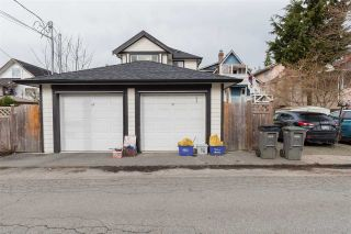 Photo 30: 2018 E 12TH Avenue in Vancouver: Grandview Woodland 1/2 Duplex for sale (Vancouver East)  : MLS®# R2550798