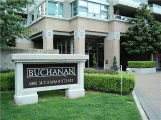 "Photo 2: 1303 4398 BUCHANAN Street in Burnaby: Brentwood Park Condo for sale in ""BUCHANAN EAST"" (Burnaby North)  : MLS®# V1016952"