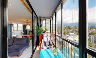"Photo 12: 1703 650 16TH Street in West Vancouver: Ambleside Condo for sale in ""Westshore Place"" : MLS®# R2543449"