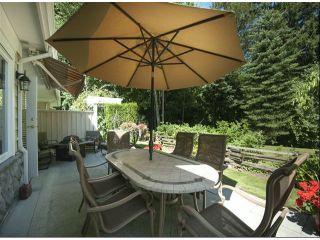 "Photo 18: 8 3225 MORGAN CREEK Way in Surrey: Morgan Creek Townhouse for sale in ""DEER RUN"" (South Surrey White Rock)  : MLS®# F1317959"
