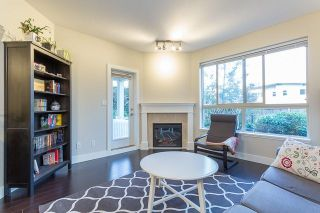 """Photo 8: 105 3895 SANDELL Street in Burnaby: Central Park BS Condo for sale in """"CLARKE HOUSE"""" (Burnaby South)  : MLS®# R2233846"""