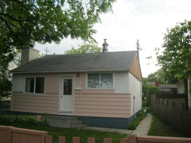 Main Photo: 516 ST ANNE'S Road in WINNIPEG: St Vital Residential for sale (South East Winnipeg)  : MLS®# 1111188