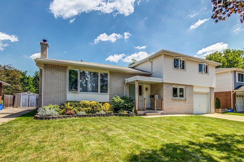 Main Photo: 515 Pinedale Avenue in Burlington: Appleby House (Sidesplit 4) for sale : MLS®# W3845546