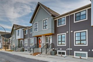 Main Photo: 3204 100 Walgrove Court SE in Calgary: Walden Row/Townhouse for sale : MLS®# A1130396