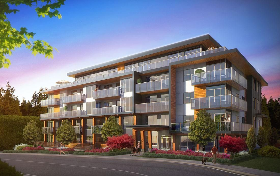 Main Photo: 401 1327 DRAYCOTT Road in North Vancouver: Lynn Valley Condo for sale : MLS®# R2107821