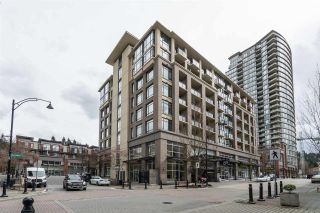 """Photo 1: 412 121 BREW Street in Port Moody: Port Moody Centre Condo for sale in """"ROOM"""" : MLS®# R2447854"""