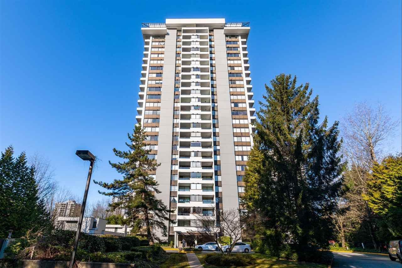 """Main Photo: 1606 9521 CARDSTON Court in Burnaby: Government Road Condo for sale in """"CONCORDE PLACE"""" (Burnaby North)  : MLS®# R2558640"""