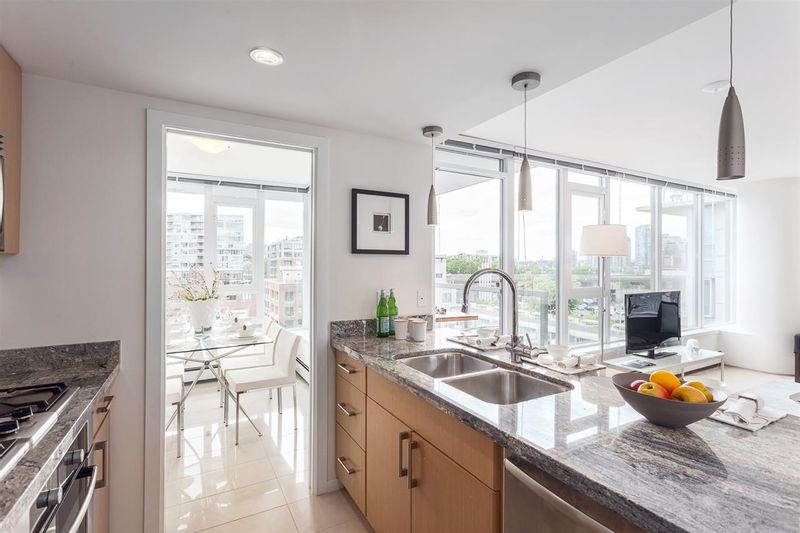 FEATURED LISTING: 802 - 1887 CROWE Street Vancouver