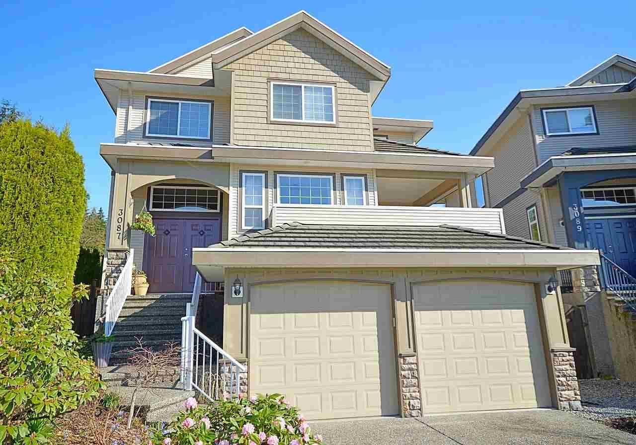 "Main Photo: 3087 MOSS Court in Coquitlam: Westwood Plateau House for sale in ""WESTWOOD PLATEAU"" : MLS®# R2154481"